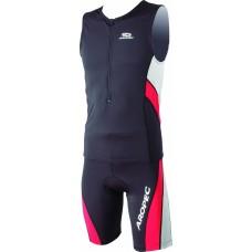 Aropec Mens Wave Lycra Triathlon Top or Shorts