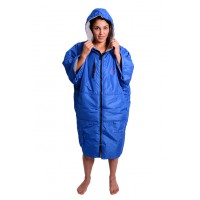Charlie McLeod Adult Changing Sports Robe/Cloak/Coat. Free Carry Bag