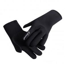 3mm Black Neoprene Gloves