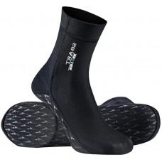 3mm Black Neoprene Swim Socks