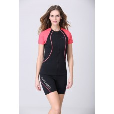 Dive & Sail Ladies Neoprene Top/Lycra Arms