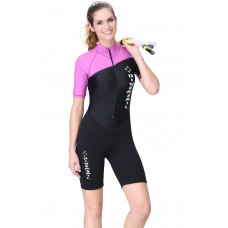 Dive & Sail Ladies Shorty One Piece Suit