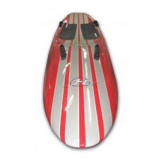 Hurricane M-tec 7.5 (80+kg) Racing Board - Including Bag