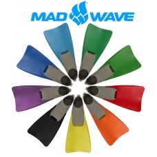 Mad Wave Swim Fins Long Blade