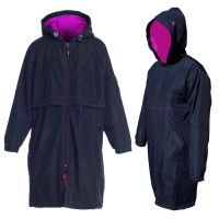Swim & Sports Parka / Coat Long Sleeves- Adult Sizes