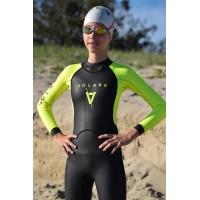Volare V1 Kids Wetsuit Junior/Childrens Triathlon Wetsuit