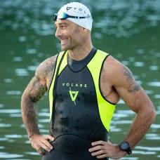 Volare V1 Sleeveless Mens Triathlon Wetsuit