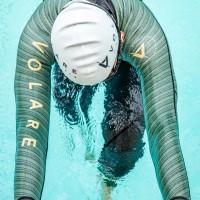 Volare V1 Mens Triathlon Wetsuit - Green Room