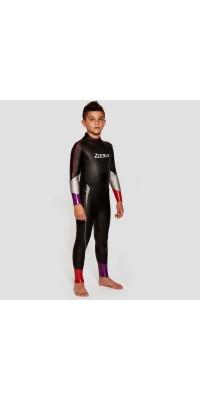 Zone3  Kids/Junior Adventure Triathlon Wetsuit